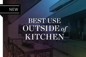 Sub-Zero, Wolf, and Cove Best Use Outside of Kitchen Kitchen Design Contest Prize