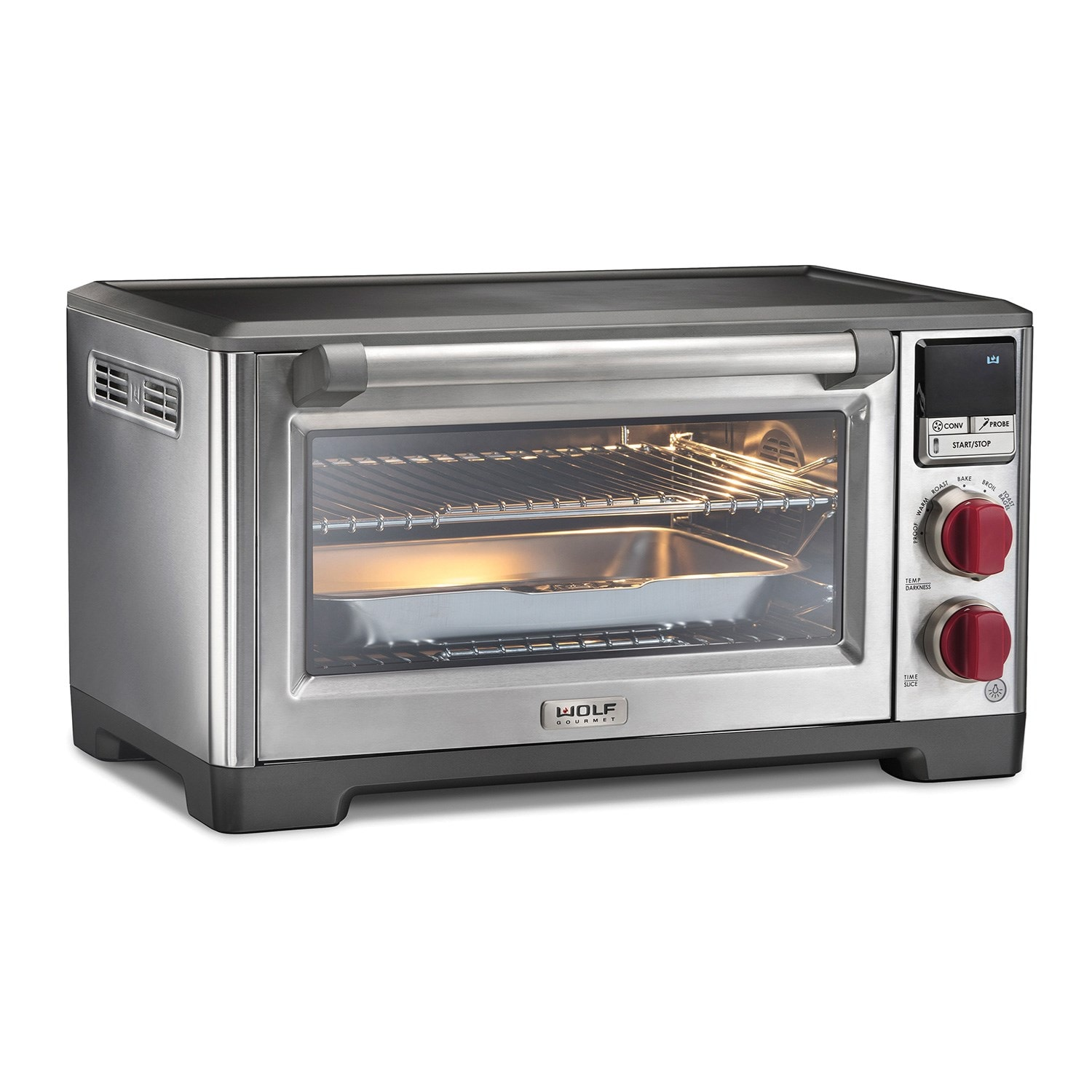 wolf countertop oven rose gold elite countertop oven wolf gourmet appliances