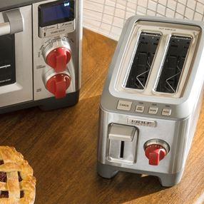 2 Slice Toaster Wolf Gourmet