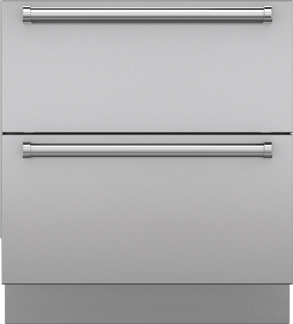 Integrated Stainless Steel Drawer Panels With Pro Handles - 6\