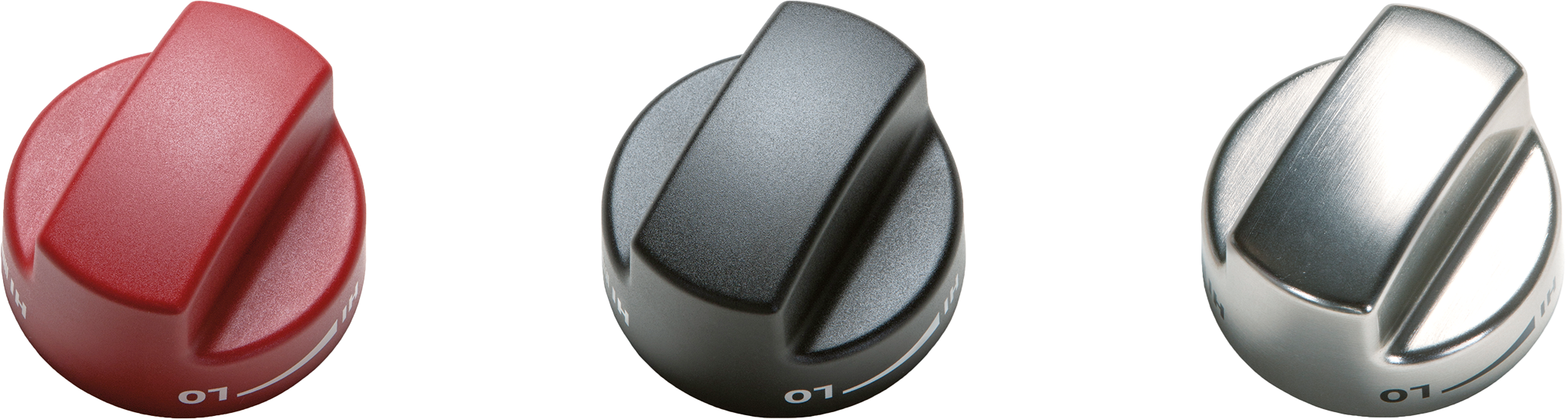 stove knobs. Gas Range Knobs - Sizes And Colors Available Stove