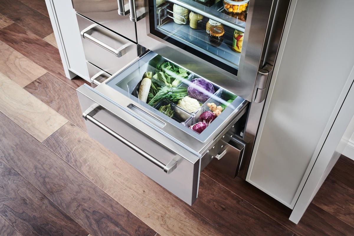 Sub-Zero Refrigerator Crisper Drawer Part # 4180910