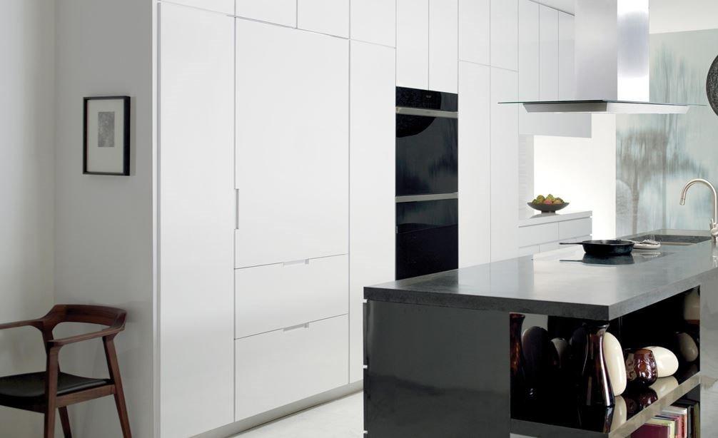 Sub Zero 36 Quot Designer Over And Under Refrigerator Panel