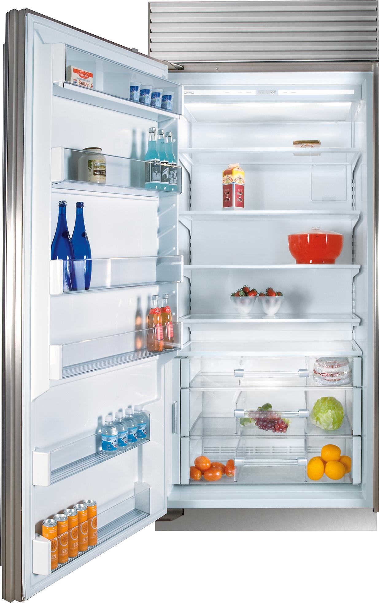 Sub Zero 36 Quot Classic Refrigerator Panel Ready Bi 36r O