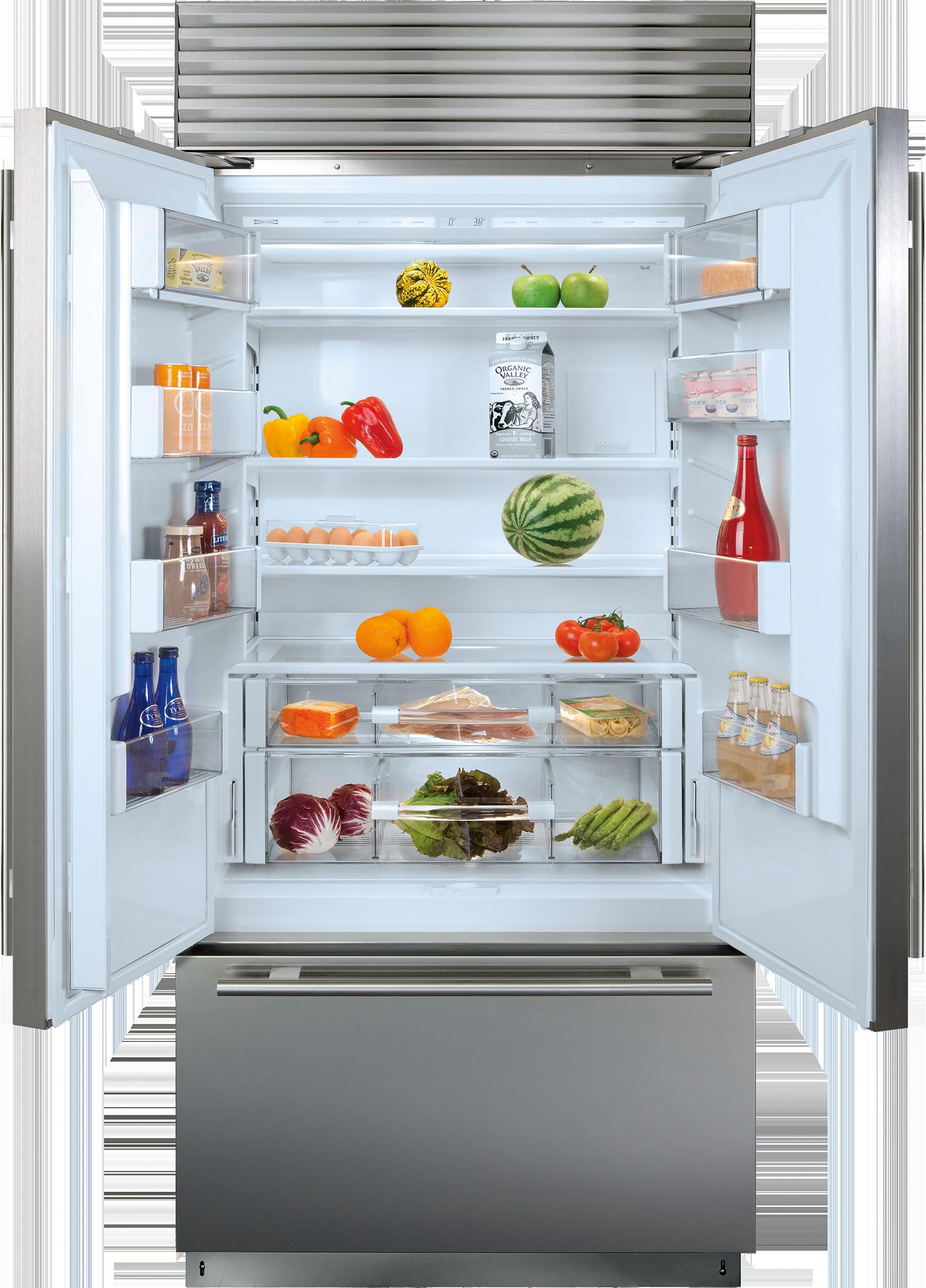 Sub Zero 36 Quot Classic French Door Refrigerator Freezer