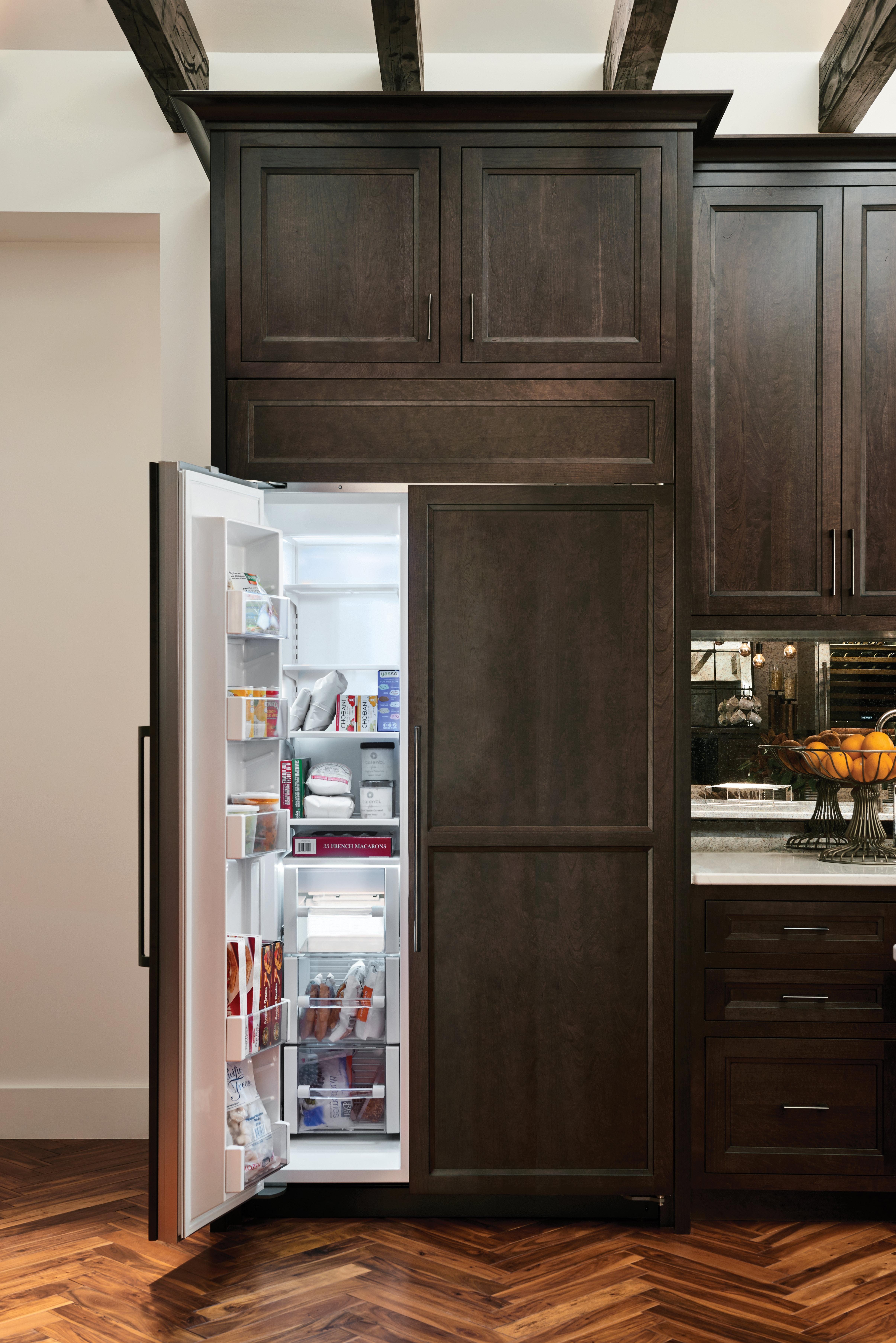 Sub Zero 42 Quot Classic Side By Side Refrigerator Freezer
