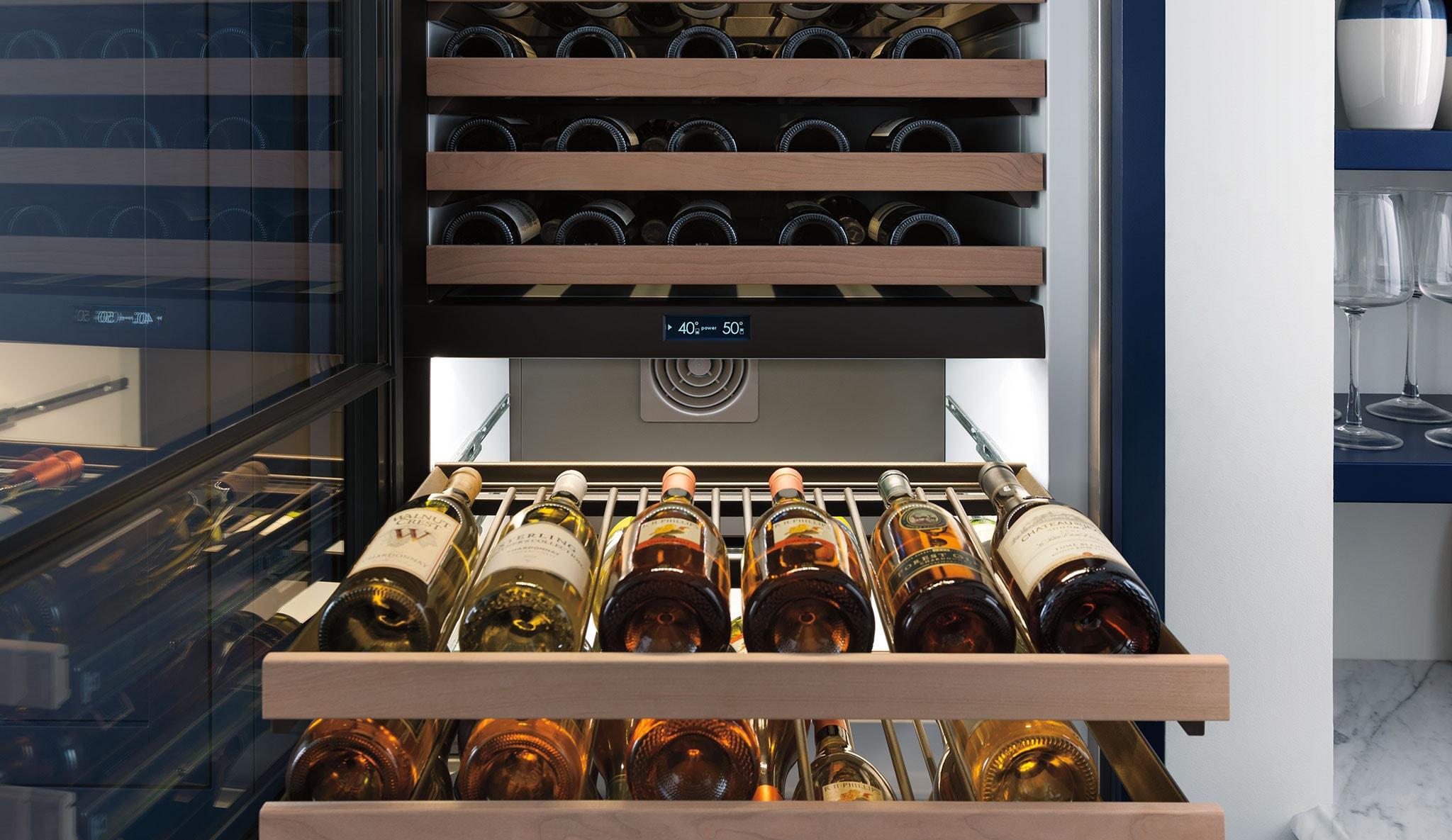 Sub zero 30 designer wine storage refrigerator drawers - Do you need a degree to be an interior designer ...