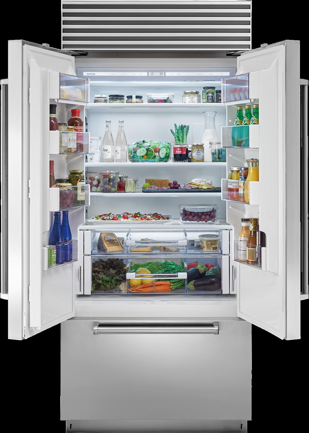 Sub Zero 36 Quot Classic French Door Refrigerator Freezer With