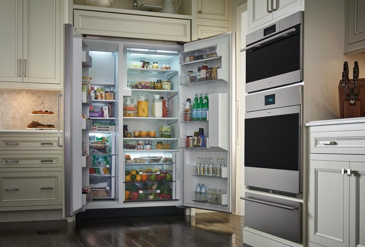 Sub Zero 48 Quot Classic Side By Side Refrigerator Freezer