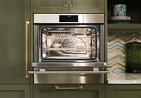 "Wolf Appliances 24"" E Series Transitional Convection Steam Oven (CSO24TE/S/TH)"