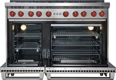 "Wolf Appliances 48"" Gas Range - 8 Burners (GR488)"