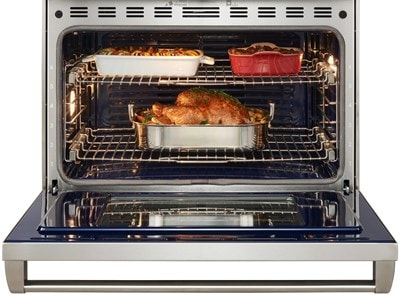 Dual Fuel Ranges, Induction Ranges