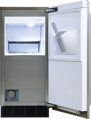 "Sub-Zero Refrigerators 15"" Ice Maker - Panel Ready (UC-15I)"
