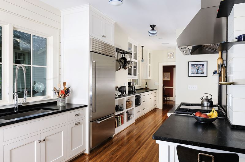 a kitchen that fits sub zero wolf and cove kitchens. Black Bedroom Furniture Sets. Home Design Ideas