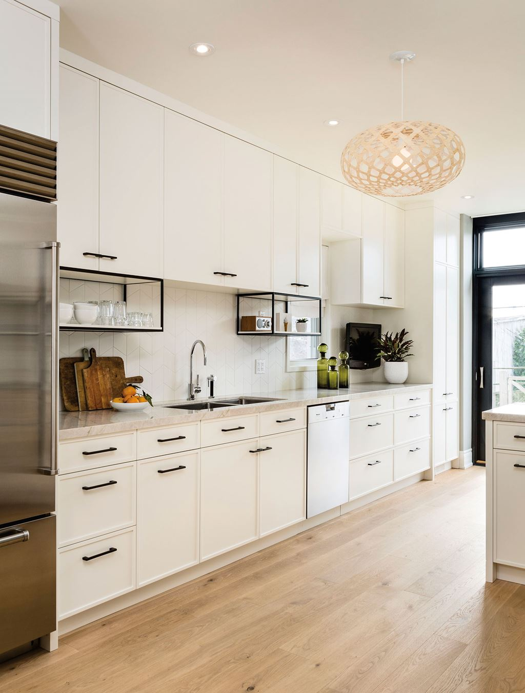RIVERDALE RESIDENCE | Sub-Zero, Wolf, and Cove Kitchens
