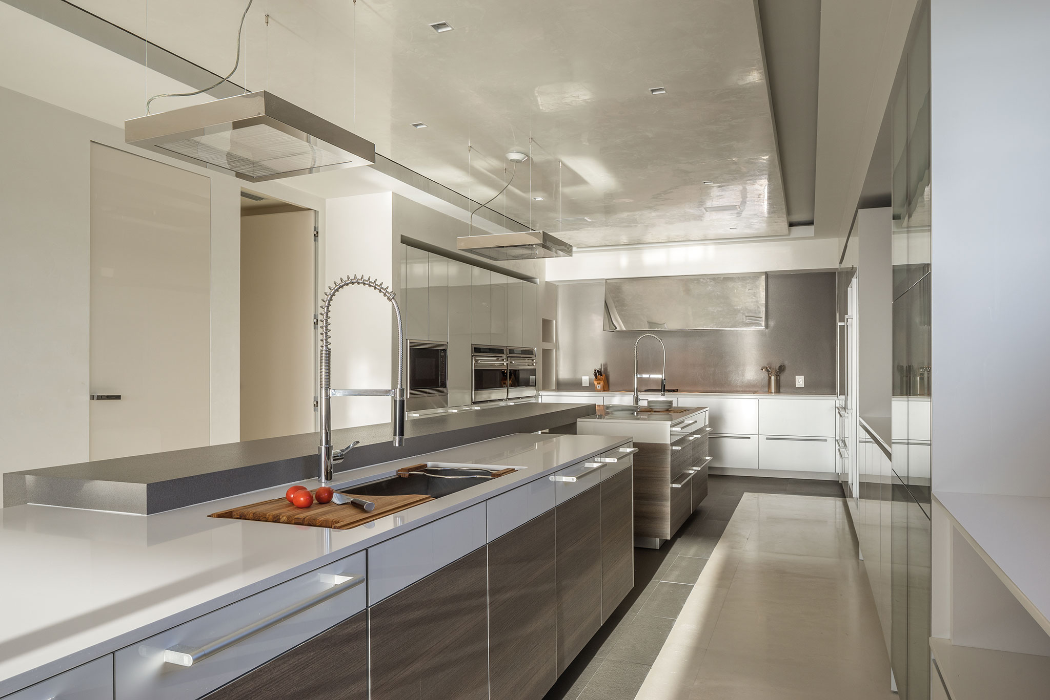 Fisher Island Condo Sub Zero Wolf And Cove Kitchens