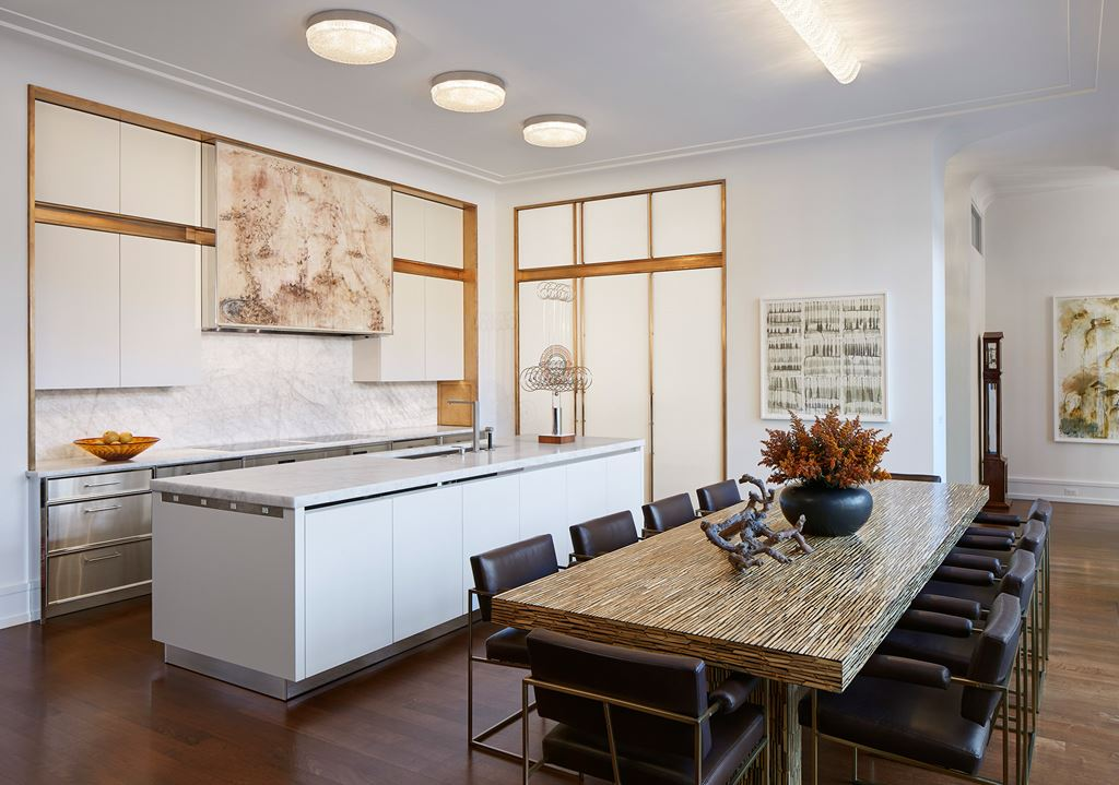 Lake Forest Residence Sub Zero Wolf And Cove Kitchens