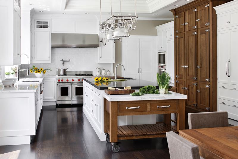The Real Chef's Kitchen | Sub-Zero, Wolf, and Cove Kitchens