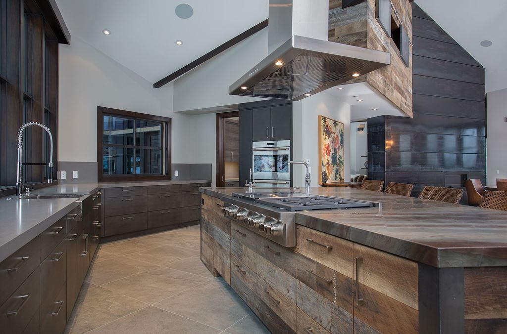 MOUNTAIN Contemporary | Sub-Zero, Wolf, and Cove Kitchens