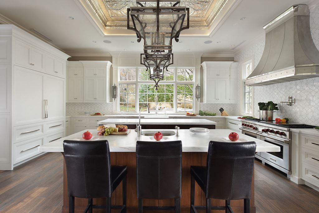 Transitional Elegance Sub Zero Wolf And Cove Kitchens
