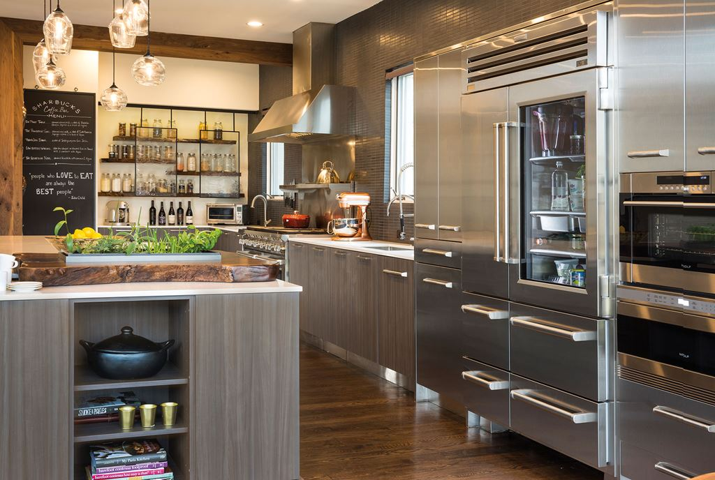 Integrated Living   Sub-Zero, Wolf, and Cove Kitchens