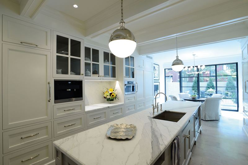 Chelsea Townhouse Kitchen Gallery Sub Zero Wolf Appliances