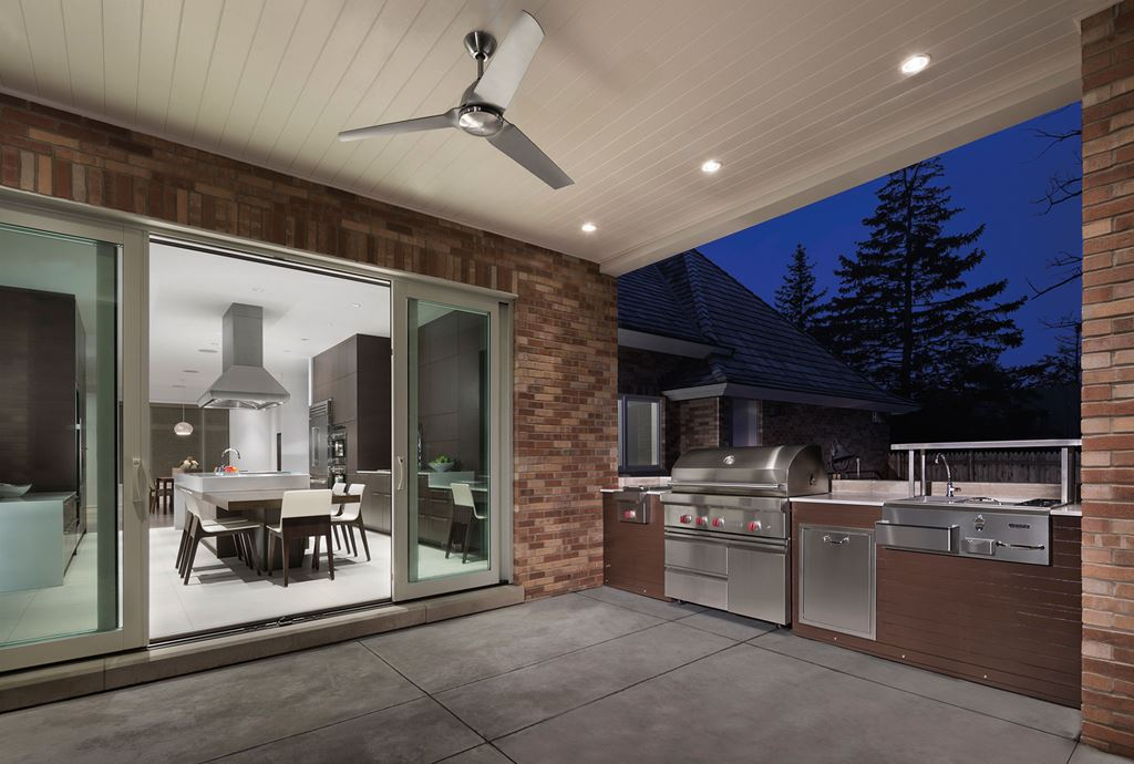 North Shore Modern Sub Zero Wolf And Cove Kitchens