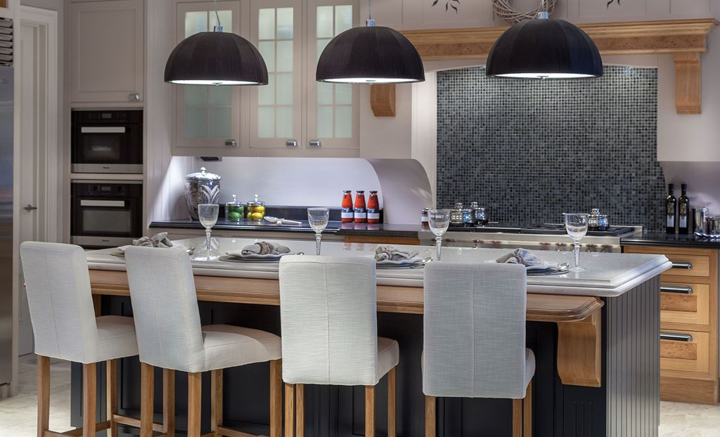 Evesley House, Holland Place | Sub-Zero, Wolf, and Cove Kitchens