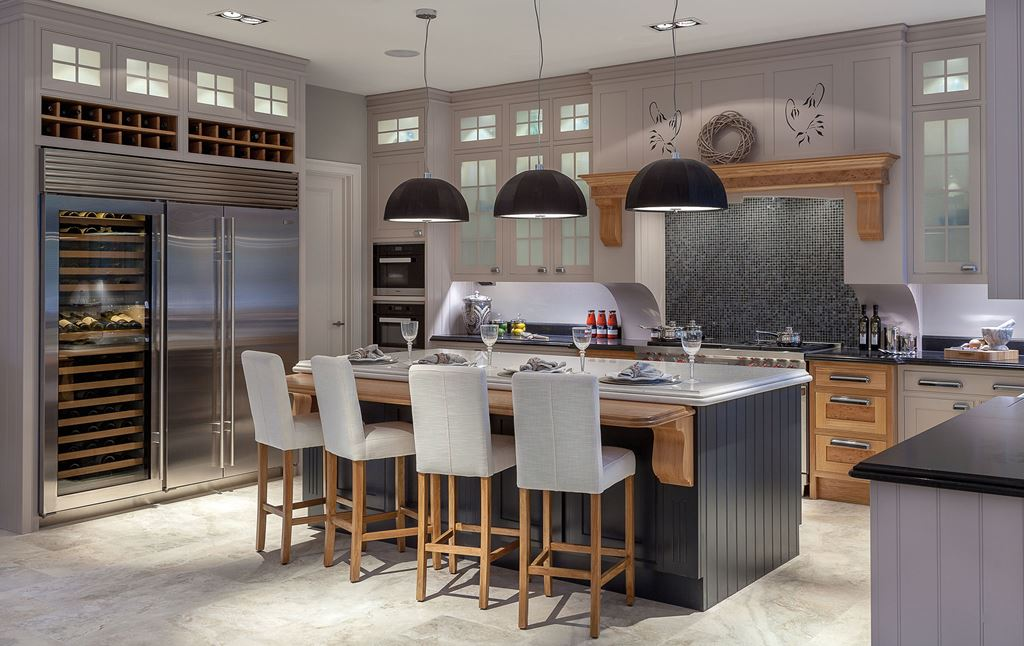 evesley house place sub zero wolf and cove kitchens