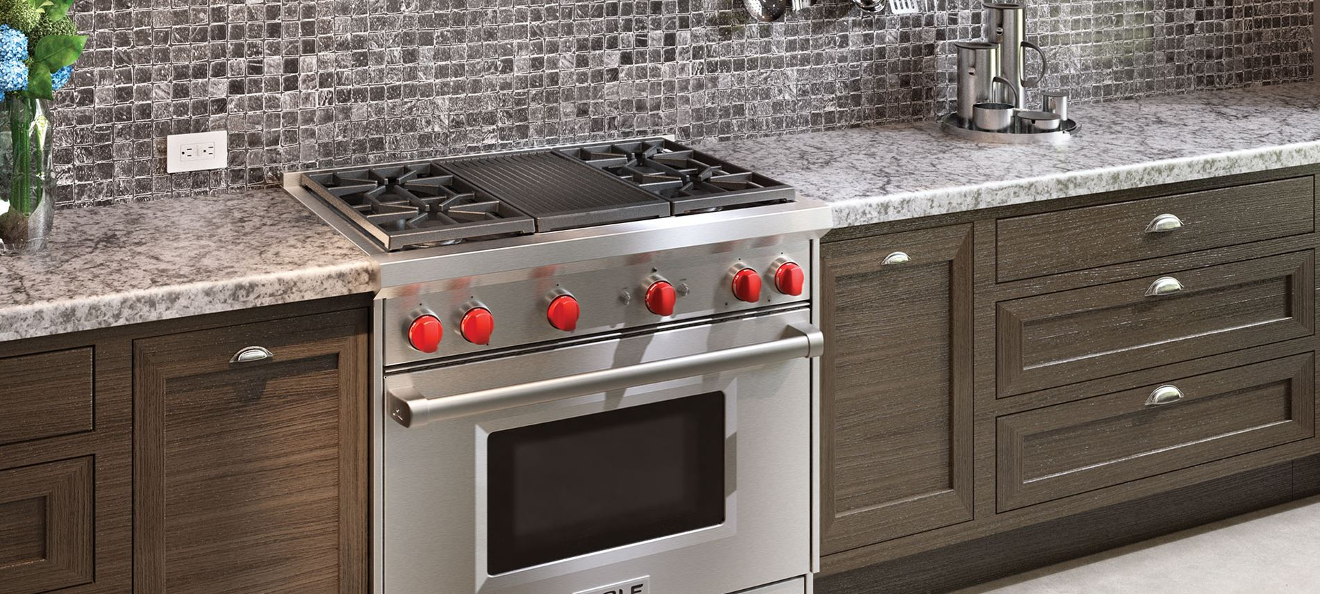 I Have A Chance To Buy Used Wolf All Gas Range 48 Model