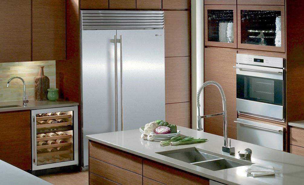 Sub Zero 42 Quot Classic Side By Side Refrigerator Freezer Bi