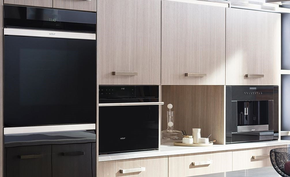 Wolf 30 Quot M Series Contemporary Built In Double Oven Do30cm B