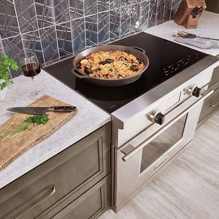 Wolf Appliances | Ranges, Built-In Ovens, Cooktops & More