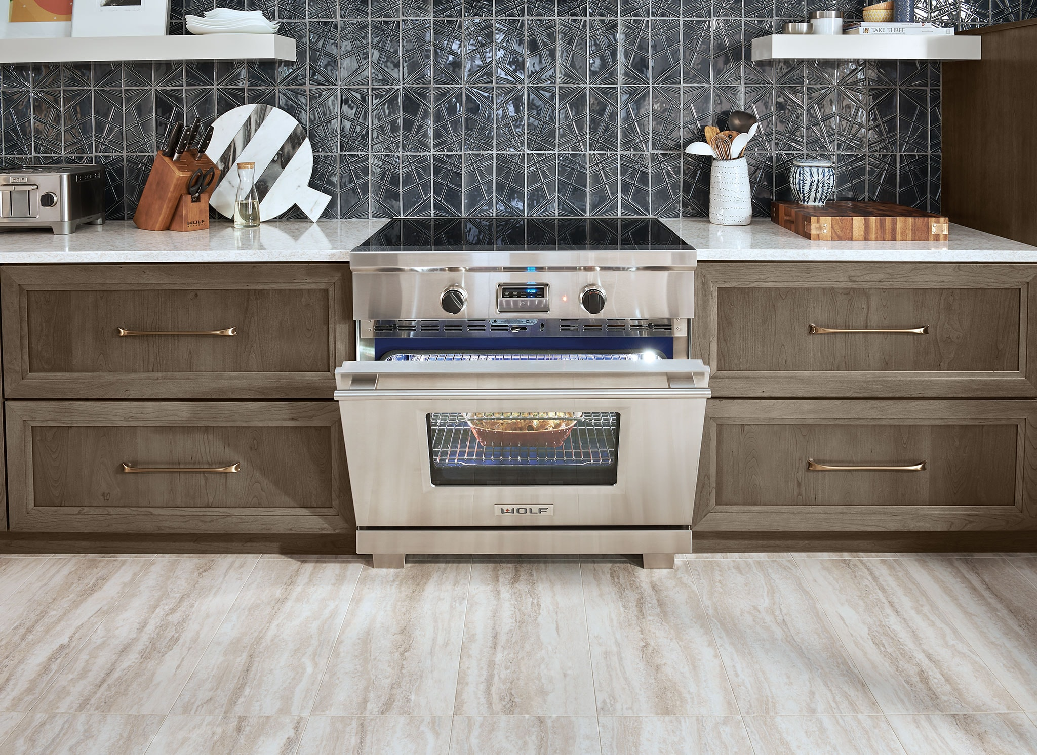 Ranges | Dual Fuel, Gas & Induction | Wolf Ranges