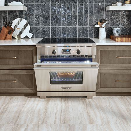 ranges dual fuel gas induction wolf ranges