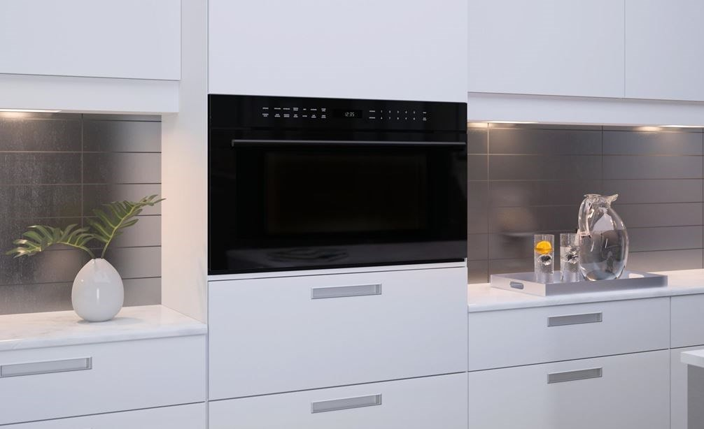 Wolf 30 Quot E Series Contemporary Drop Down Door Microwave