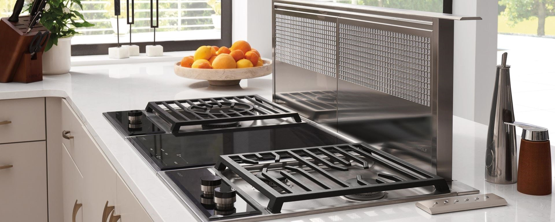 Wolf Appliances Ranges Built In Ovens Cooktops More