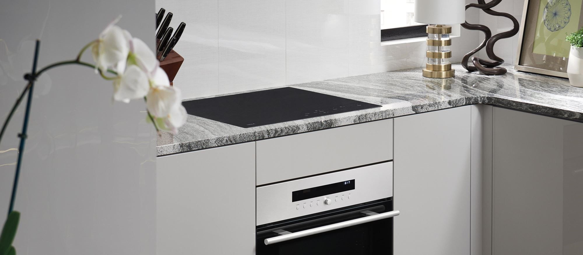 "Wolf 24"" Contemporary Induction Cooktop (CI243C/B)"
