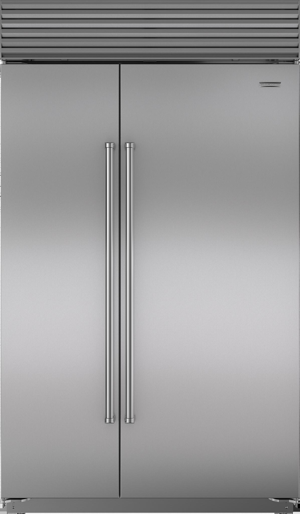 Sub Zero Bi 48sidsph 48 Built In Side By Side Refrigerator