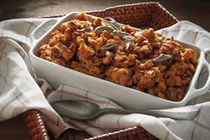 Cornbread Apple Stuffing