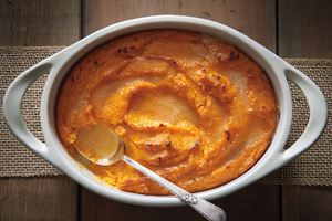 Sweet Potatoes With Maple Butter