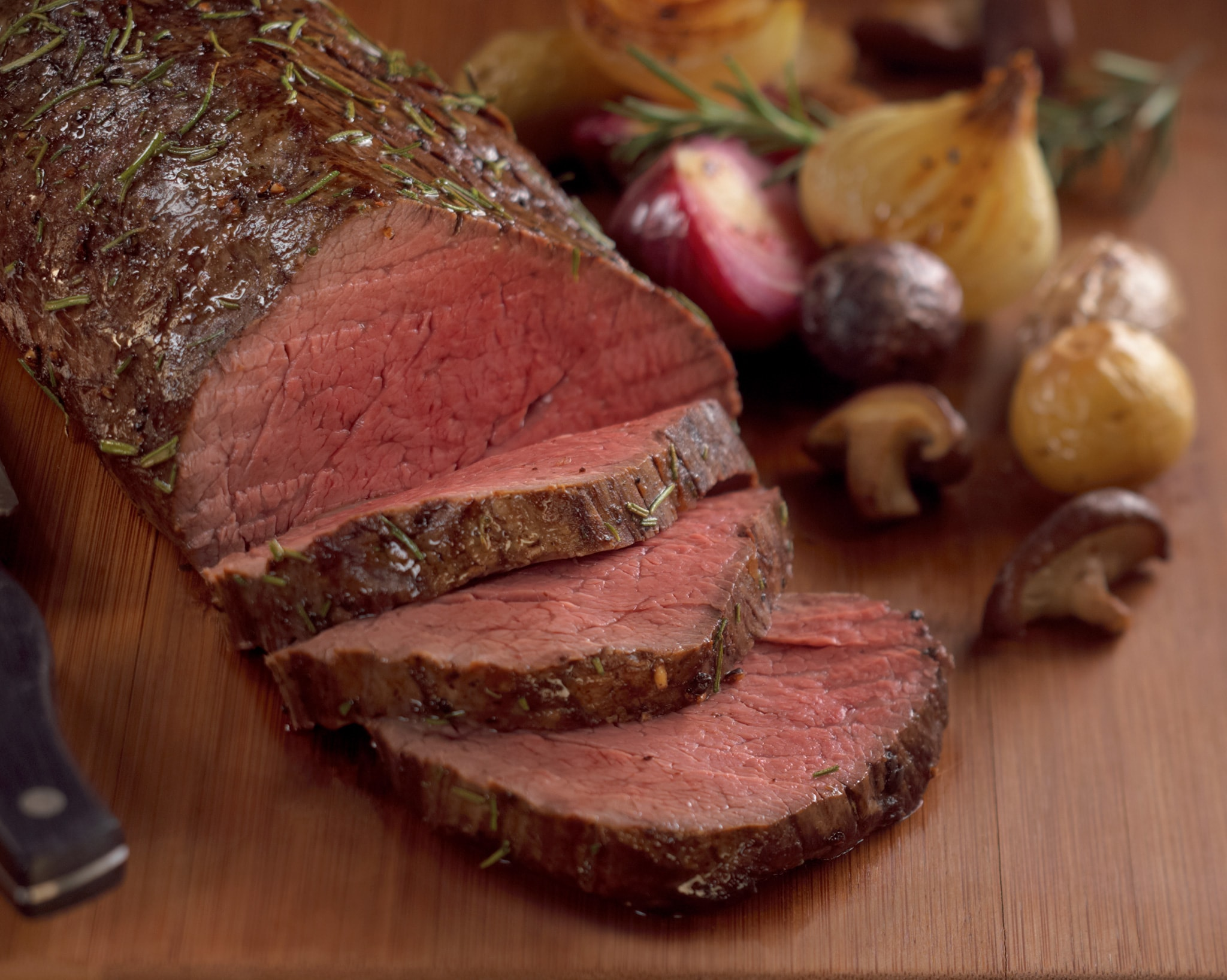 How long to roast beef tenderloin in convection oven