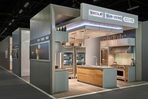 Make your dream kitchen a reality, visit the Sub-Zero, Wolf, and Cove booth at the Architectural Digest Design Show, March 19-22 in New York City