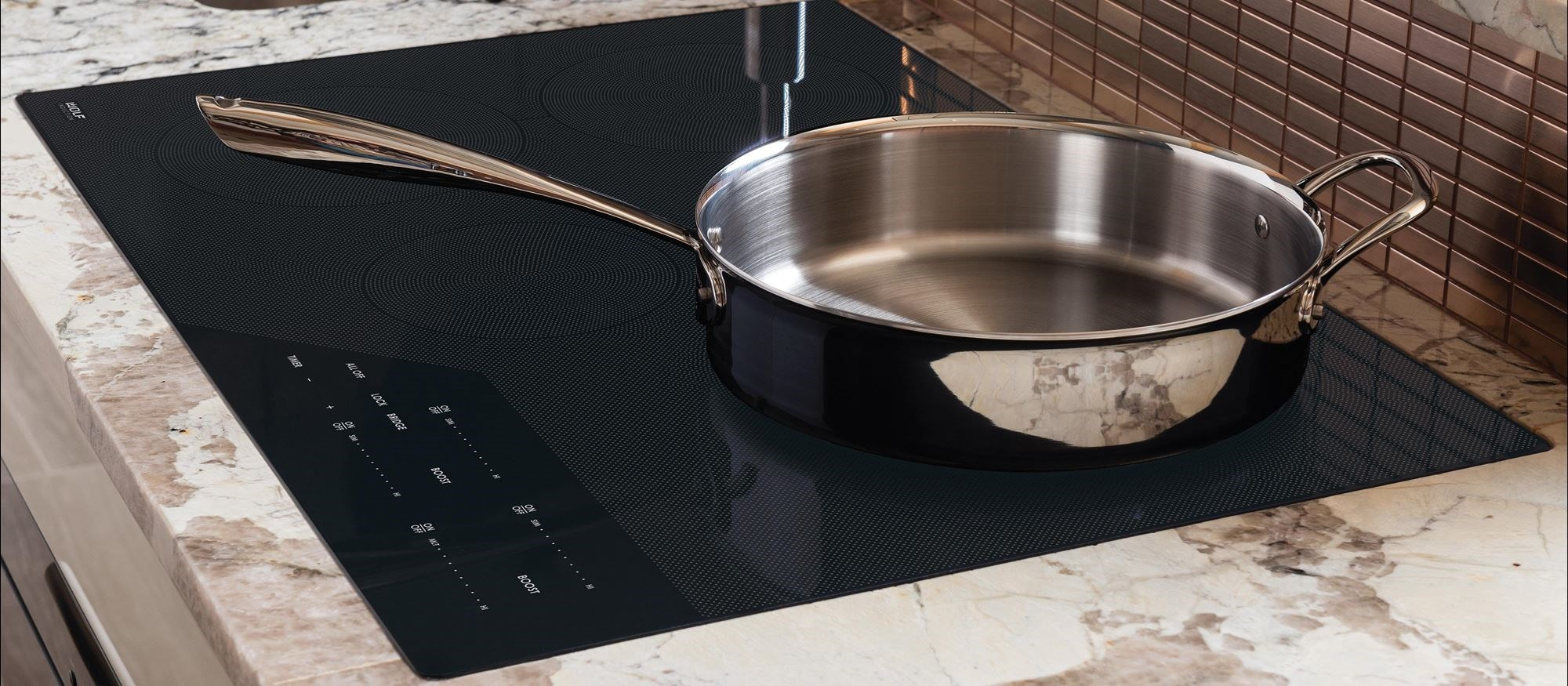 "Wolf 30"" Contemporary Induction Cooktop (CI304C/B)"