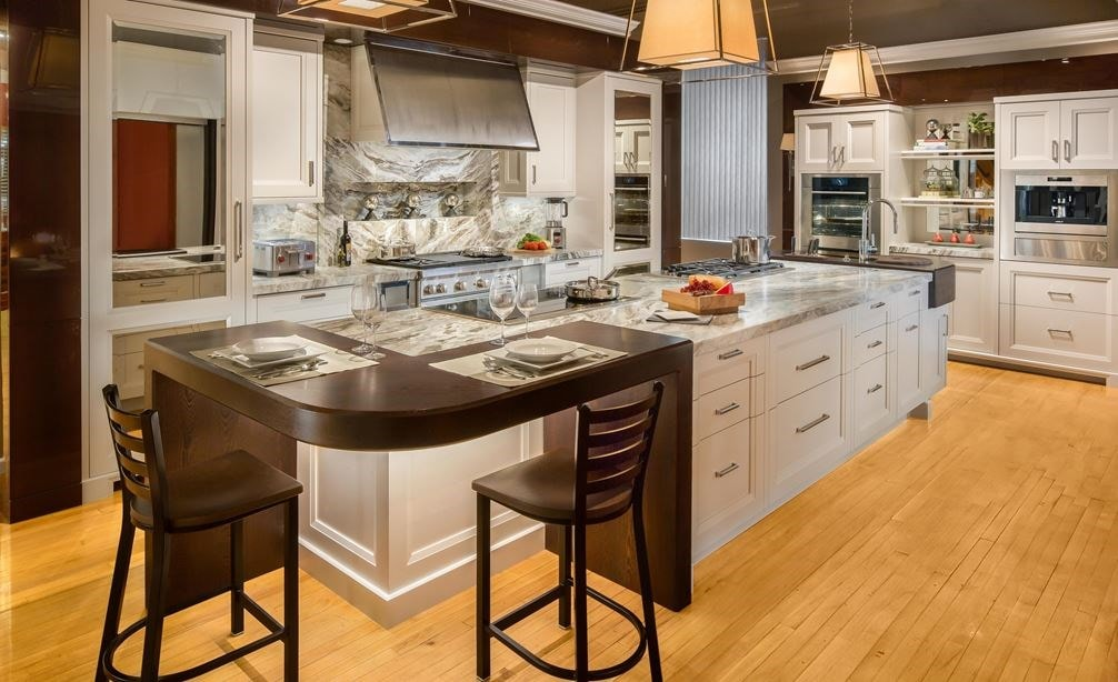 Styles and models for any kitchen await at the Sub-Zero, Wolf and Cove Showroom in South Norwalk, Connecticut