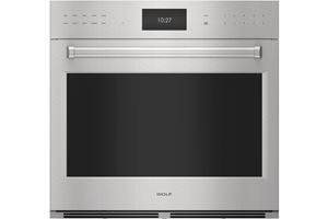 "Wolf 30"" E Series Professional Built-In Single Oven (SO30PE/S/PH)"