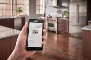 Mobile specification app from Sub-Zero, Wolf, and Cove Appliances for partners, clients and installers