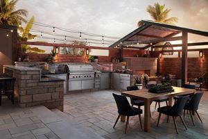 Now through the end of 2020, create a complete outdoor kitchen with savings up to $2000 on select appliances.