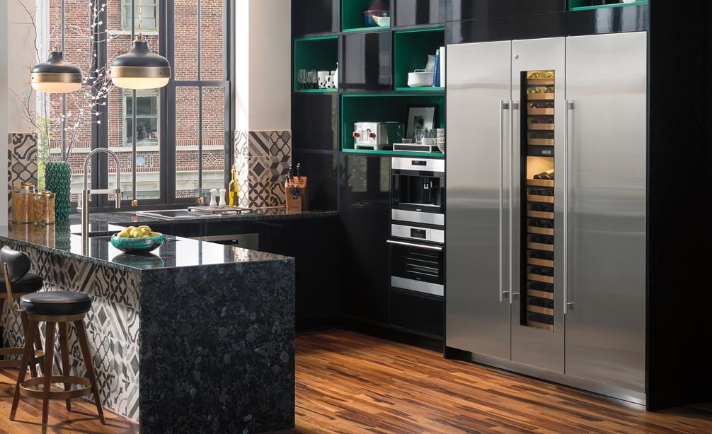 Sub Zero 24 Quot Designer Column Refrigerator Panel Ready
