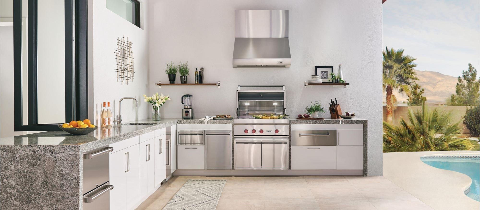 [CSDW_4250]   Outdoor Grills | Gas Grills | Wolf Outdoor Appliances | Outdoor Kitchen Electrical Wiring Diagram |  | Sub-Zero